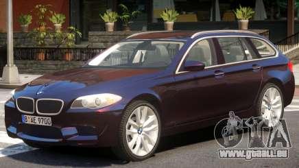 BMW M5 F11 V1 für GTA 4
