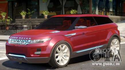 Range Rover V1 pour GTA 4