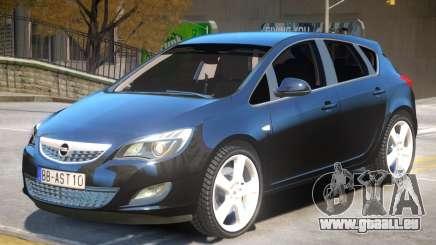 Opel Astra V2 pour GTA 4