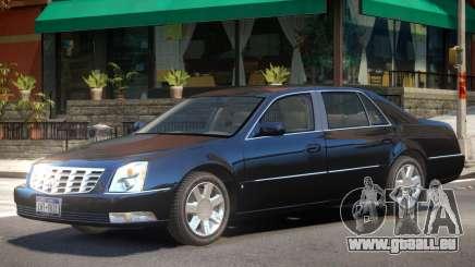 Cadillac DTS V1.0 pour GTA 4