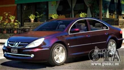 Peugeot 607 V1 für GTA 4