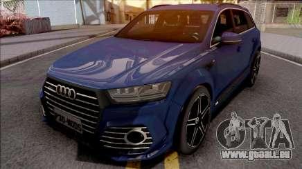Audi SQ7 TDI pour GTA San Andreas