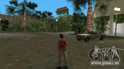 Shirt Tony Montana (Scarface) für GTA Vice City