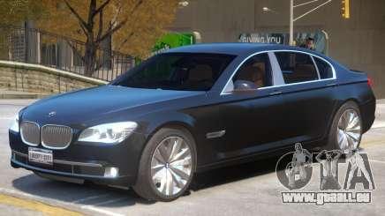 BMW 750Li Upd für GTA 4