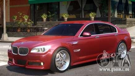 BMW F02 V1 pour GTA 4