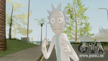 Rick Sanchez (Rick and Morty: VR) für GTA San Andreas