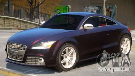 Audi TT-R V1 pour GTA 4