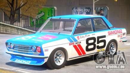 1971 Datsun Bluebird V1 PJ2 für GTA 4