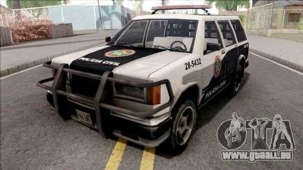 Landstalker PMERJ v3 für GTA San Andreas