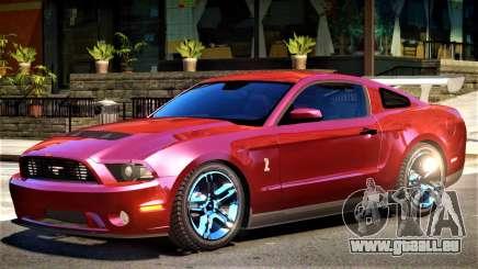 Ford Shelby V1 pour GTA 4
