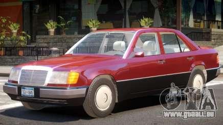 Mercedes 250D V1.1 für GTA 4