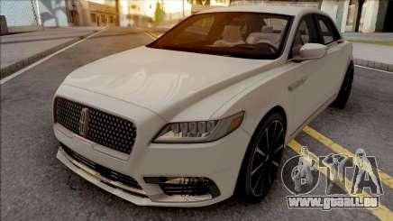 Lincoln Continental White für GTA San Andreas