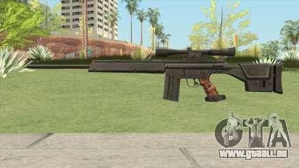 HK PSG-1 Sniper pour GTA San Andreas