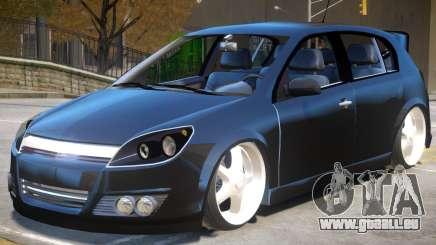 Opel Astra V1 pour GTA 4