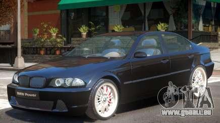 BMW 320i V1 pour GTA 4