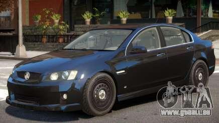 Holden Commodore V1 für GTA 4