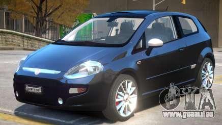Fiat Punto V1 pour GTA 4