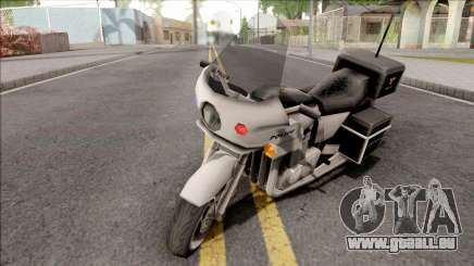 Western HPV 1000 1992 Hometown Police pour GTA San Andreas