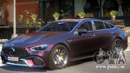 Mercedes GT63S für GTA 4