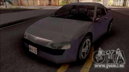 Chevrolet Tigra SA Style für GTA San Andreas