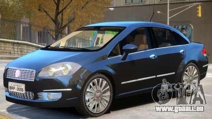 Fiat Linea V1 pour GTA 4