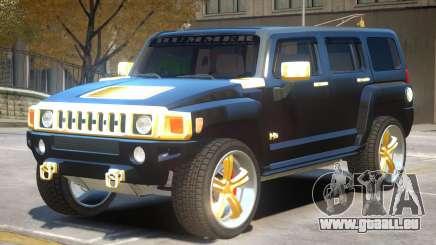 Hummer H3 V1.2 für GTA 4