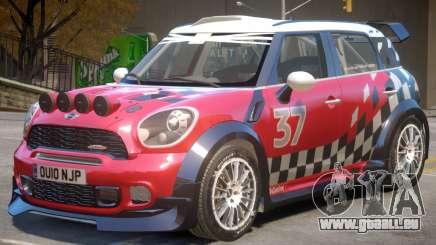 Mini Countryman Rally Edition V1 PJ1 für GTA 4