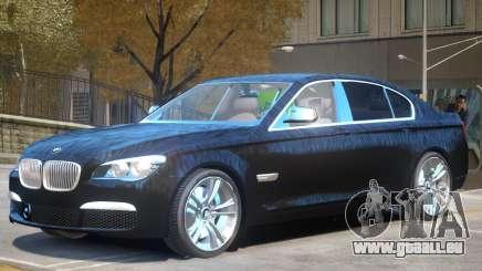 BMW 750i V1.1 pour GTA 4