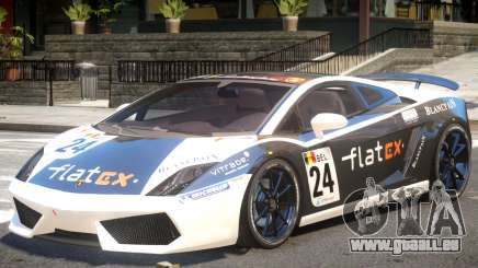Lamborghini Gallardo SE PJ2 pour GTA 4