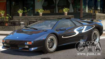 1997 Lambo Diablo V1 pour GTA 4