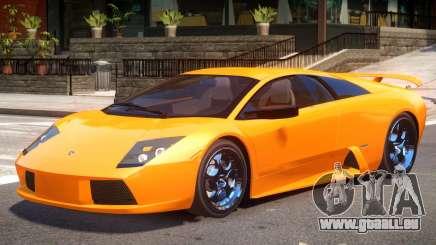 Lamborghini Murcielago Y05 pour GTA 4