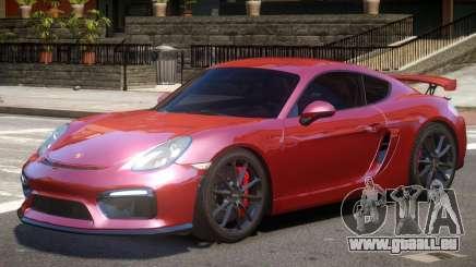 Porsche Cayman GT4 V2 für GTA 4