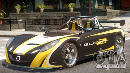 Lotus 2-Eleven V1 pour GTA 4