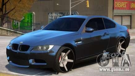 BMW M3 E92 M7 für GTA 4