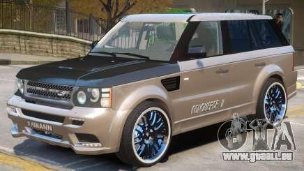 Range Rover Conqueror R1 pour GTA 4
