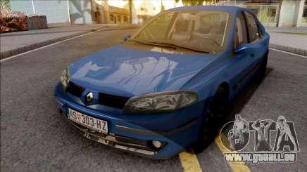 Renault Laguna Mk2 2005 Facelift pour GTA San Andreas