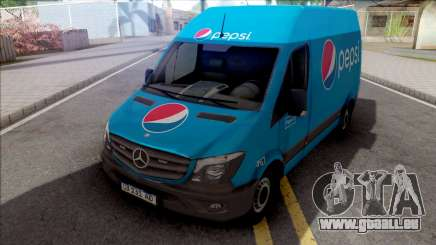 Mercedes-Benz Sprinter Van PepsiCO für GTA San Andreas
