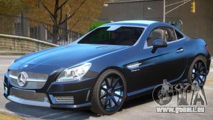 Mercedes Benz SLK55 V1 pour GTA 4