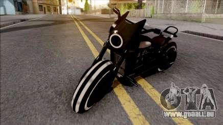 GTA Online Arena Wars Future Shock Deathbike für GTA San Andreas