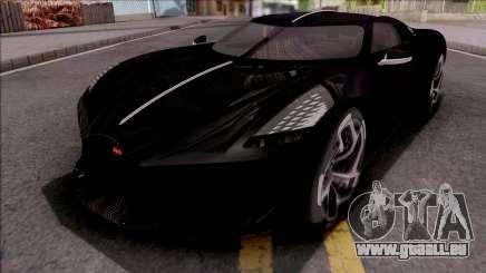 Bugatti La Voiture Noire 2019 Beta für GTA San Andreas