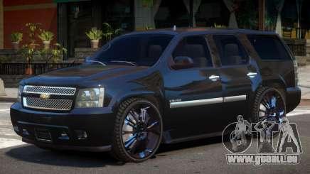 Chevrolet Tahoe V01 pour GTA 4