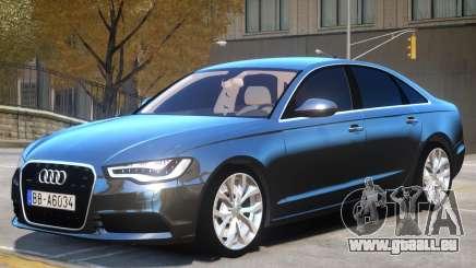 Audi A6 V1.2 pour GTA 4