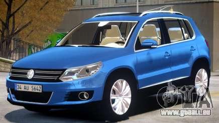 Volkswagen Tiguan V1 für GTA 4