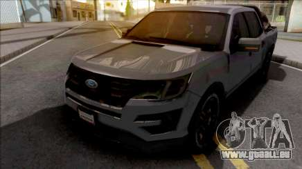 Ford Explorer Sport Trac 2016 pour GTA San Andreas