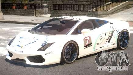 Lamborghini Gallardo SE PJ1 pour GTA 4