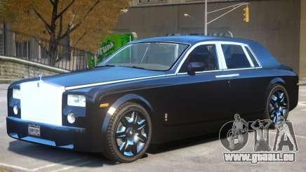 Rolls Royce Phantom V1 pour GTA 4