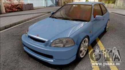 Honda Civic Type R 2000 für GTA San Andreas
