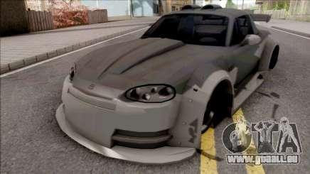 Mazda MX-5 Miata Tuning NFSU2 pour GTA San Andreas