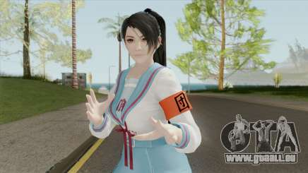 Momiji (North High Sailor Uniform) für GTA San Andreas