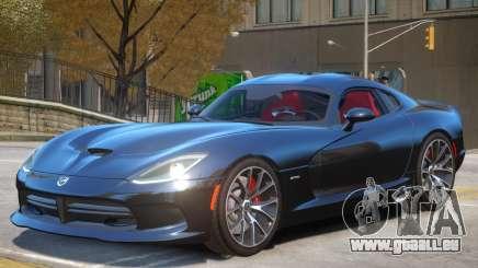 Dodge Viper V1 pour GTA 4